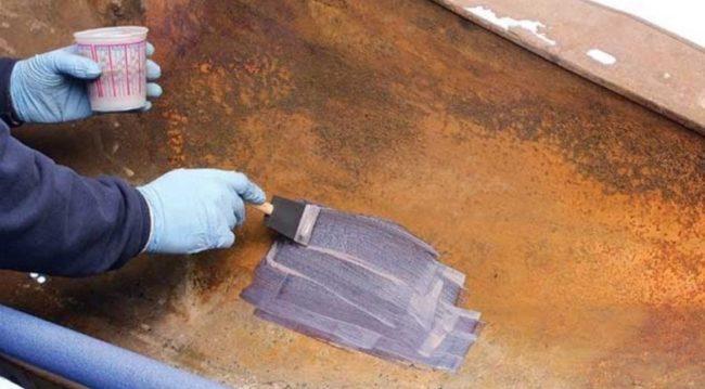 грунтовка для металлических поверхностей
