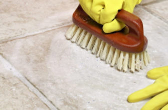 Отмыть грунтовку
