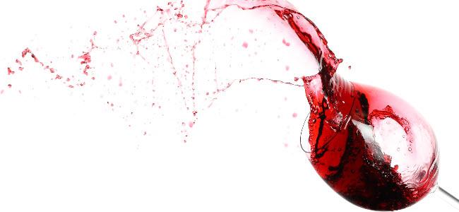 Капли вина
